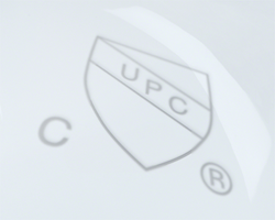 cUPC Certified Porcelain
