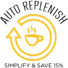 Auto Replenish Tea Program by The Tea Spot