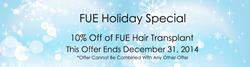 FUE Special by Dr. Parsa Mohebi