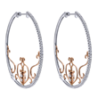 Gabriel & Co. Debuts Signature Hoops and Demure Bracelet Collections