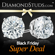DiamondStuds.com is offering customers amazing Thanksgiving discounts...