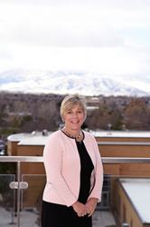 Salt Lake Community College President Deneece G. Huftalin