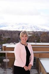 Salt Lake Community College President Deneece G. Huftalin