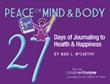 CreateWriteNow's 27 Days Life-Changing Journaling Program Returns...