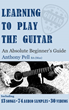 Learning To Play The Guitar Book Cover