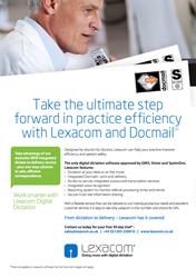 Lexacom and Docmail in strategic partnership deal