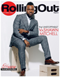 VaShawn Mitchell Covers Rolling Out Magazine