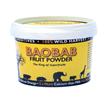 Pure natural baobab fruit powder