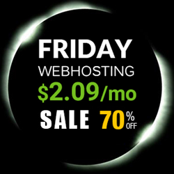 Best Web Hosting Deals for the Promotional Friday 2014