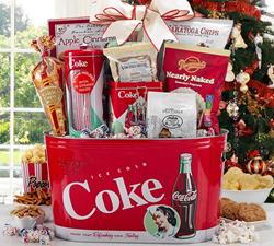 Coca-Cola© Party Tub (#F576, 49.95)