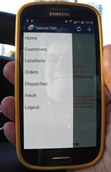 Tailwind Transportation Software's New Android App