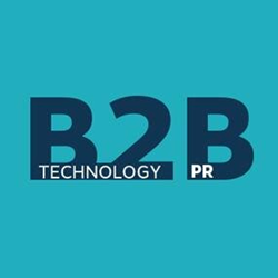 B2B technology pr logo