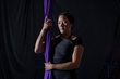 Aerialist and IAIA Alum Crystal Worl to Perform at the 9th Annual...