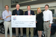 NFL Alumni, Inc. Presents $15,000 Donation to Give the Kids Hope Foundation, Inc. to Support Disadvantaged Children in Northern New Jersey