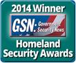 Platinum Winner GSN 2014 Homeland Security Awards Best Mass Notification System