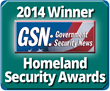 Platinum Winner GSN 2014 Homeland Security Awards Best Mass Notification System