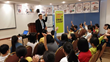 Dr Ernest Wong Conducting Smartkids Bootcamp, Using NLP and Speed...