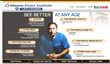 New interactive vision website launched by Khanna Vision Institute.