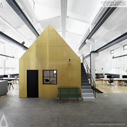 Halle A by Designliga by Designliga