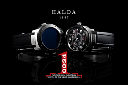 Winner of The Watch of The Year Award 2014