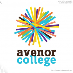 Avenor College Identity Design by Storience