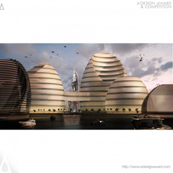 Organic Cities by Luca Curci