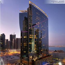W Doha Hotel & Residences by MZ Architects