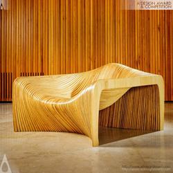 Duna Loungechair by Mula Preta Design