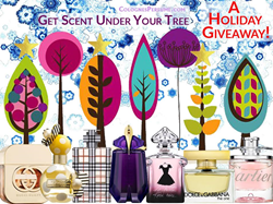 Get Scent Under Your Tree Giveaway