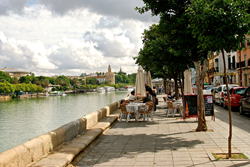 Spain #1 EU Travel Destination. Photo of Seville, Spain taken by Karen Jain.