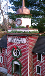 Tiny World was created in 1985 after Ernest Helm retired.