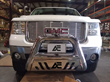 bull bars for GMC truck, step bars for GMC truck, bull bars and step bars fit GMC truck