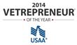 2014 Vetrepreneur of the Year (R)