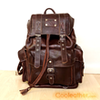 Arthur's Dream Leather Backpack Made True Through Cooleather