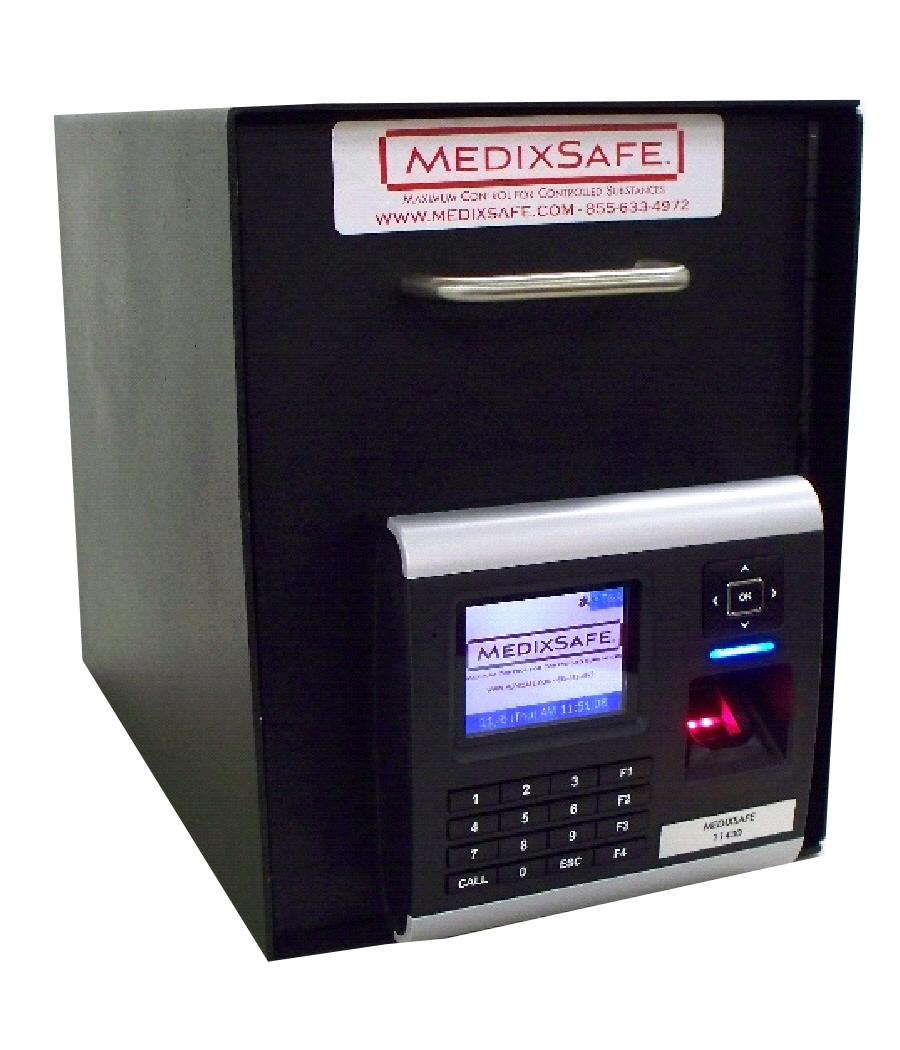 Medixsafe Revealed New Narcotic Safe At The Long Island