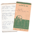 KBI Special Agent Harold Nye's Journals