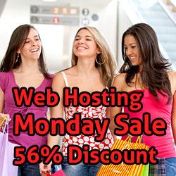 Top Web Hosting Monday Sales