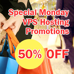 Special Monday Web Hosting Promotions