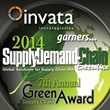 Invata Intralogistics Named 2014 Green Supply Chain Award Winner