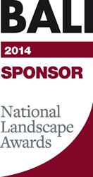 BALI Awards 2014 Sponsors Logo