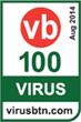 Agnitum's AV lab keeps up the VB100 winning streak on Windows 8.1