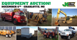 Public Auto and Equipment Auction, Charlotte, MI, December 6, 2014