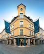 Hotel Master Johan, Malmo, Sweden - Courtyard Atrium