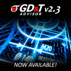 GD&T Advisor 2.3 Now Available