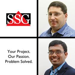SSG Dale Wicks & Hari Kalla