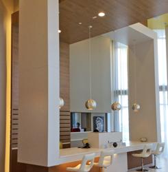 Aviva Foyer Concierge Reception desk Beasley and Henley