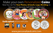World's First U.S. Coin Personalization Web Site