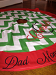 New Personalized Christmas Tree Skirt from Pic the Gift