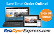 RelaDyne Launches Online Ordering to Customers