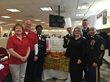 Belvoir Federal Serves Thanksgiving Dinner to Soldiers on Fort Belvoir